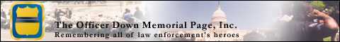 The Officer Down Memorial Page - www.odmp.org